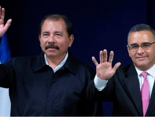 Nicaragua otorga la nacionalidad al ex-presidente salvadoreño Mauricio Funes para evitar