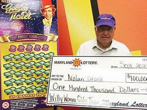 Escucha una 'voz' en su cabeza que le pide comprar un billete de lotería y gana 100.000 dólares