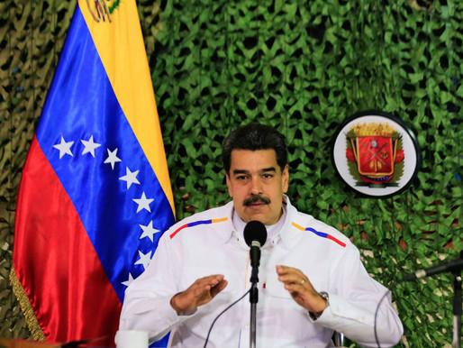 EE UU golpea a Maduro con sanciones a sus tres hijastros