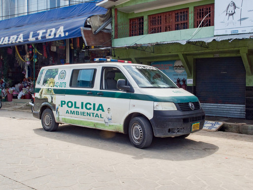 Terror en Colombia por el hallazgo de una bolsa con la cabeza de un joven que protesto