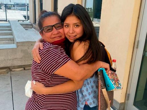Una madre se reencontró con su hija secuestrada en Florida hace 14 años