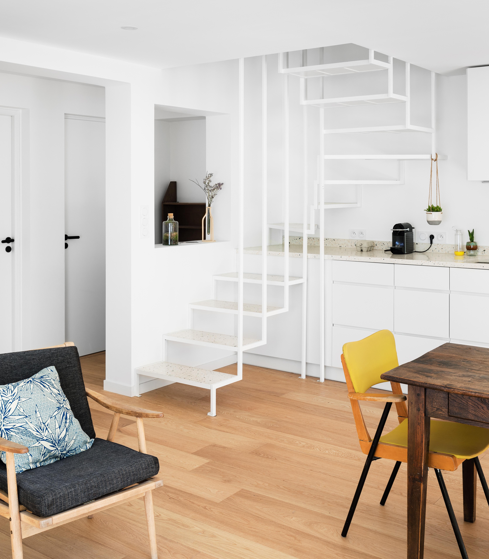 Chez Julien et Claire (Paris 20)