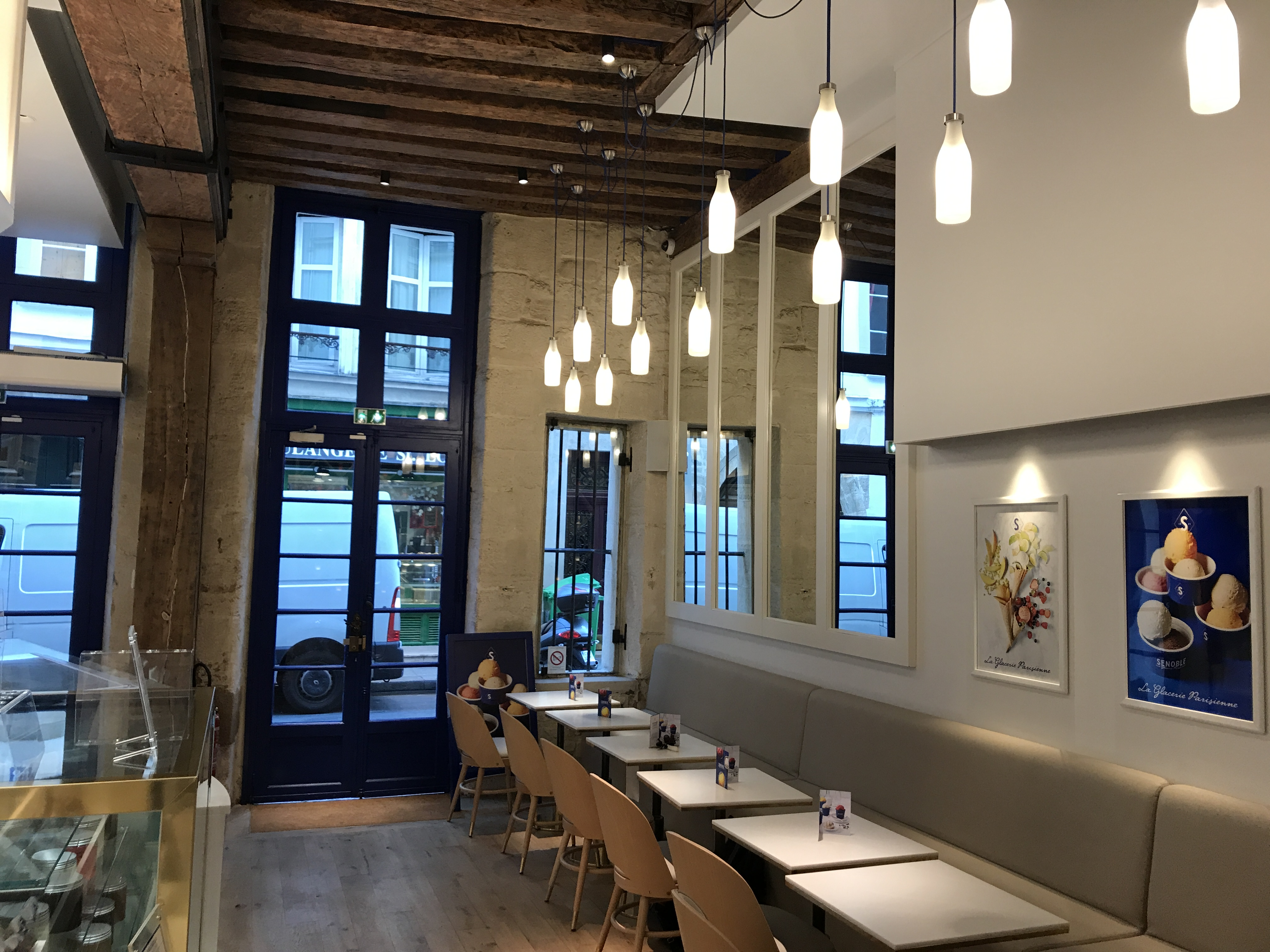 Chez Senoble. (Paris 4)