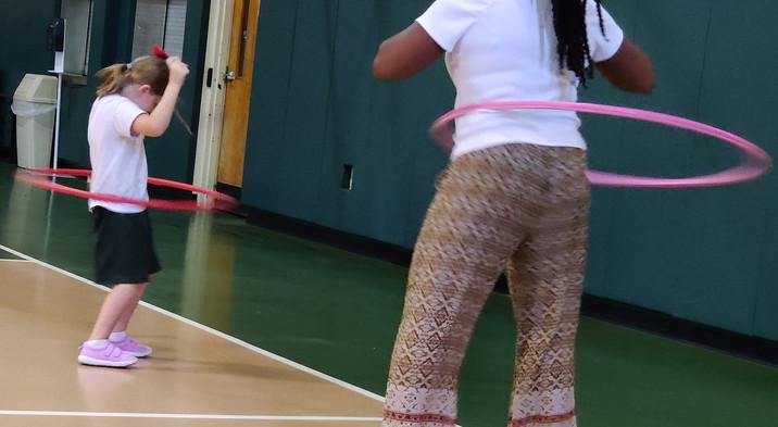 Hula Contest