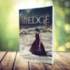 On the Edge, by Theresa Santy