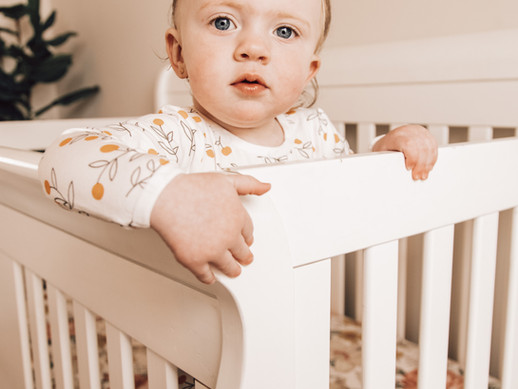 Utterly Simple Steps to Deter Your Crib Escape Artist
