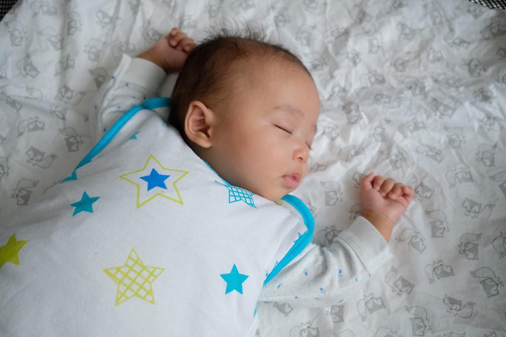 sleep consultant baby
