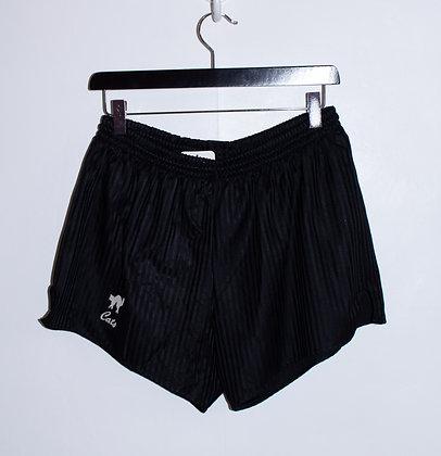 Short noir chat XL