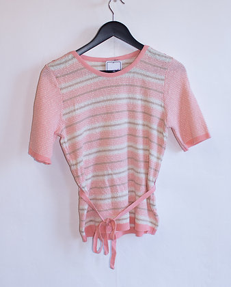 Pull manches courtes T40