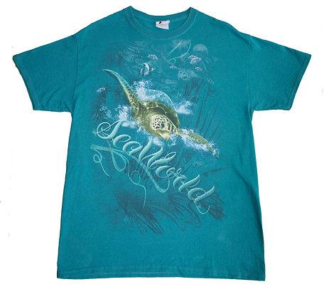 Tshirt tortue M