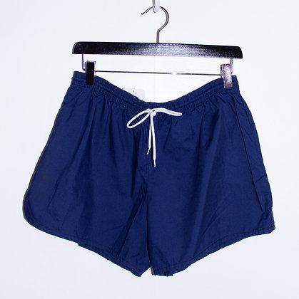Short bleu marine L