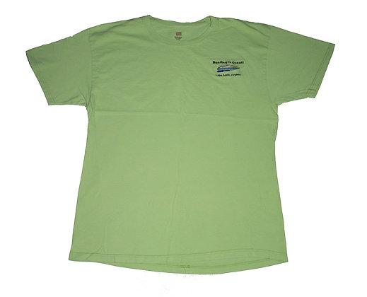 T-shirt bateau L