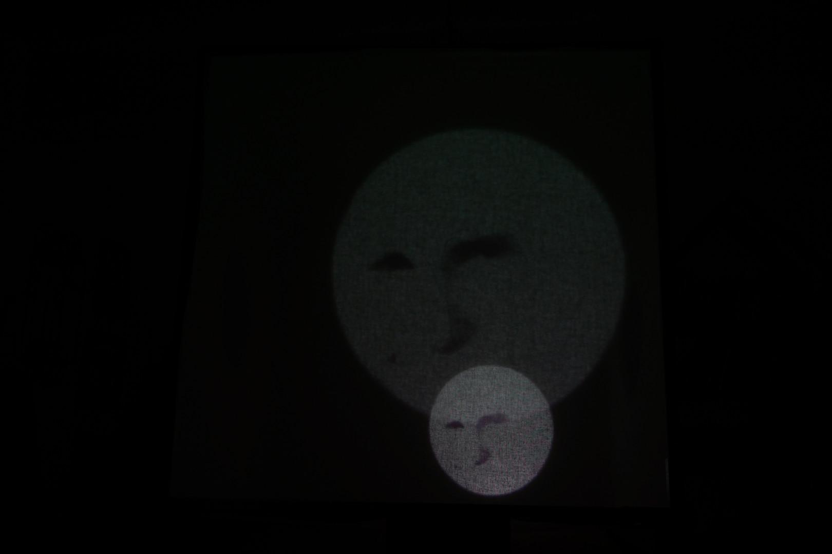 Boite à Lune- vue de  face- 2019
