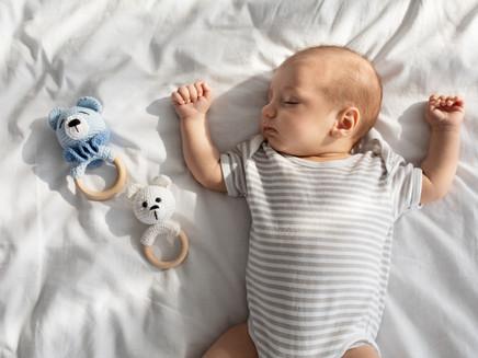 Hábitos para o sono do recém-nascido