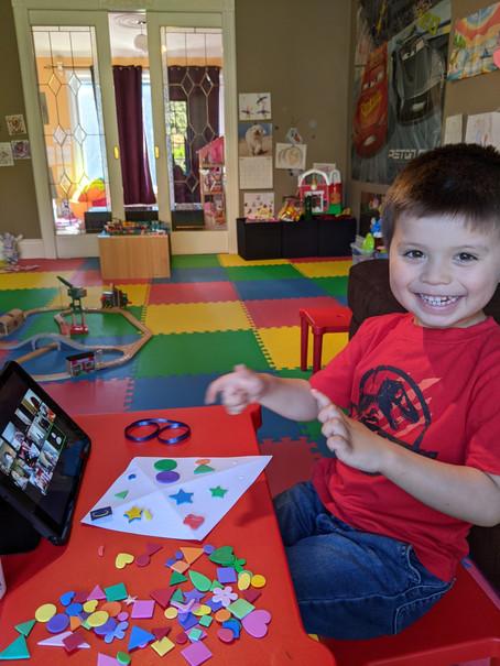 Update: Montessori Art Project #3