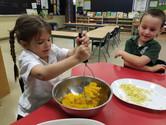 Math & Science - Pumpkin Apple Muffins (