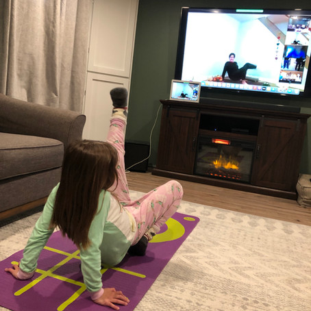 Bedtime and Family Yoga with Miss Sheryl