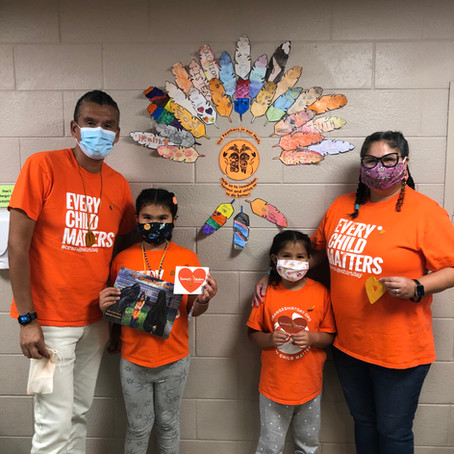 Truth and Reconciliation - Orange Shirt Day