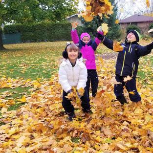 Outdoor Classroom Week