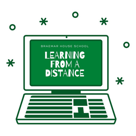 Distance Learning Starts Today!
