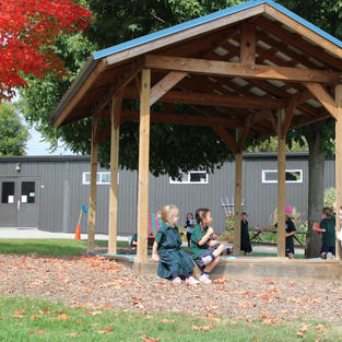 Montessori Sandbox