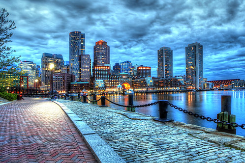 Boston's Twilight
