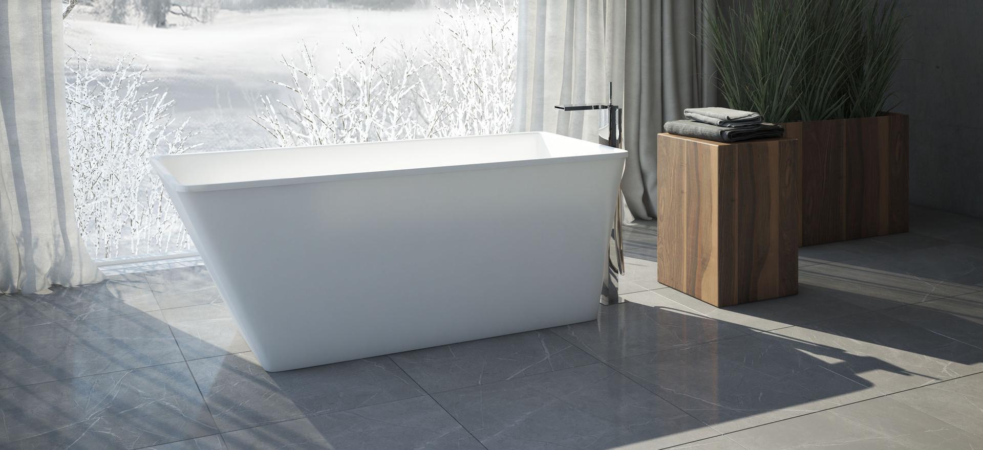 Fresstanding Bathtub CasaDiVanna