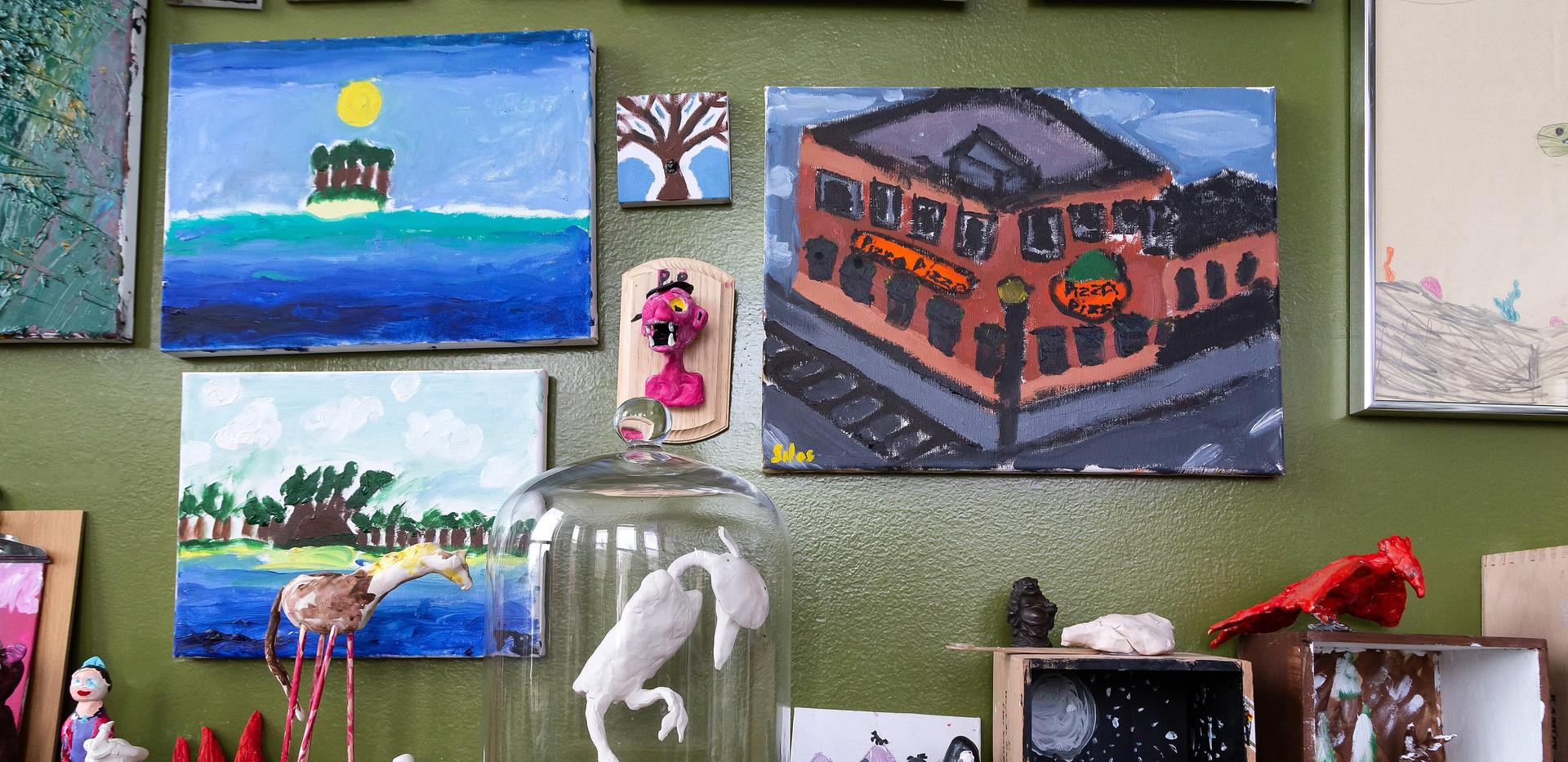 otter art club