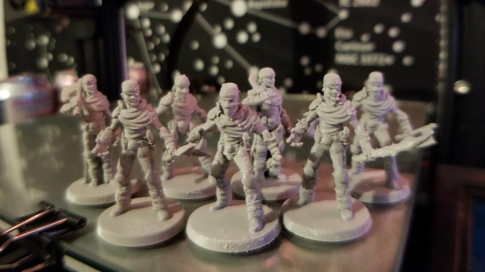 Small Bandit Army