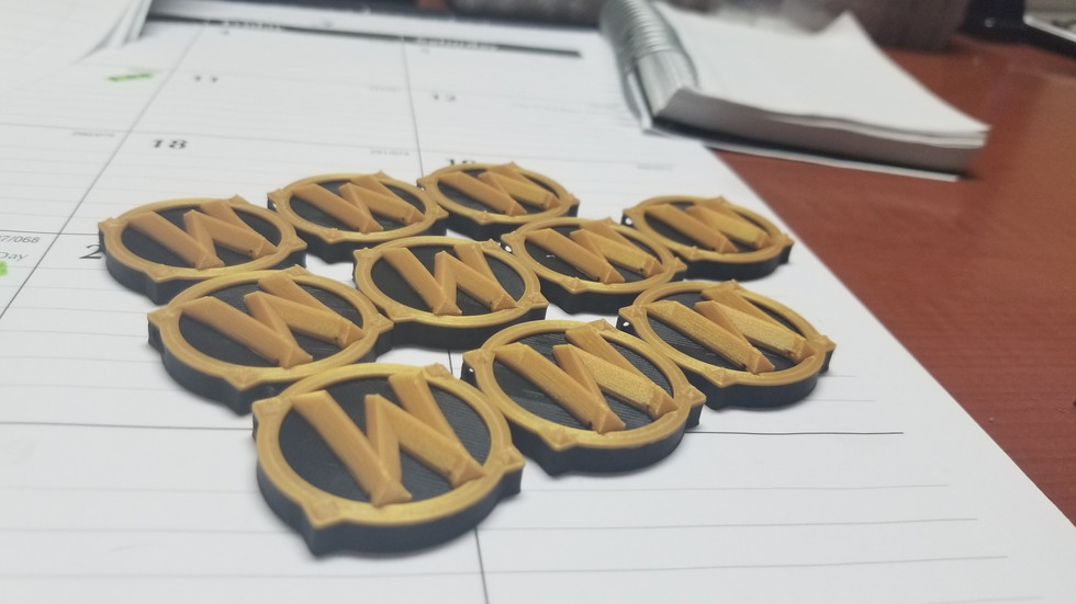 WoW Keychains