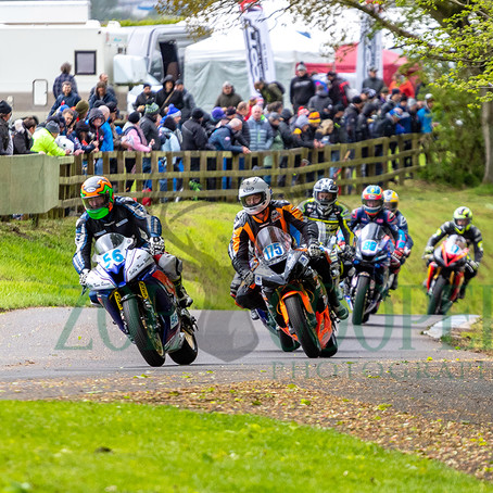 Brilliant day at Oliver's Mount Spring Cup - 22nd May 2021