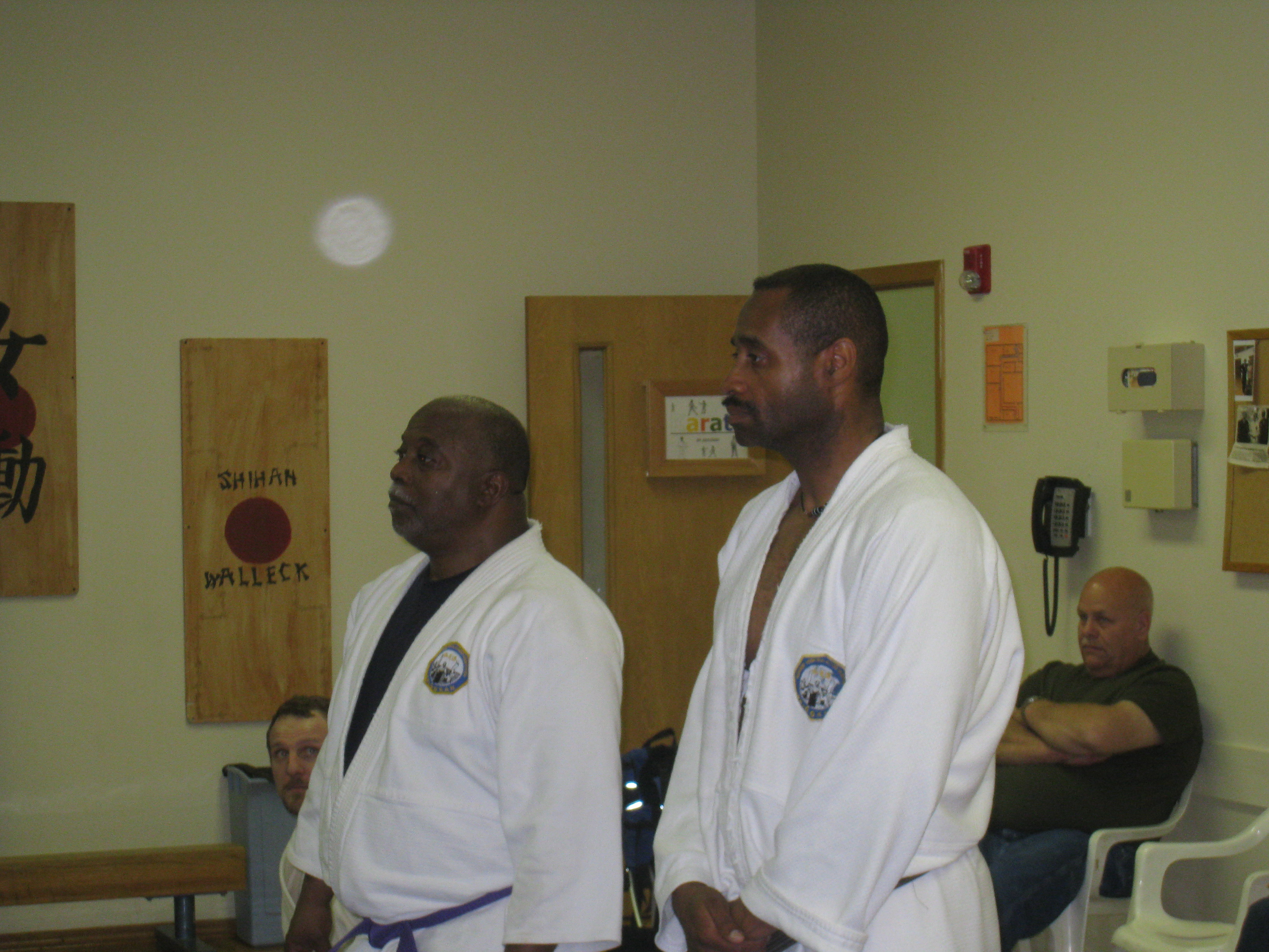 Mike Kimeda Clinic 11