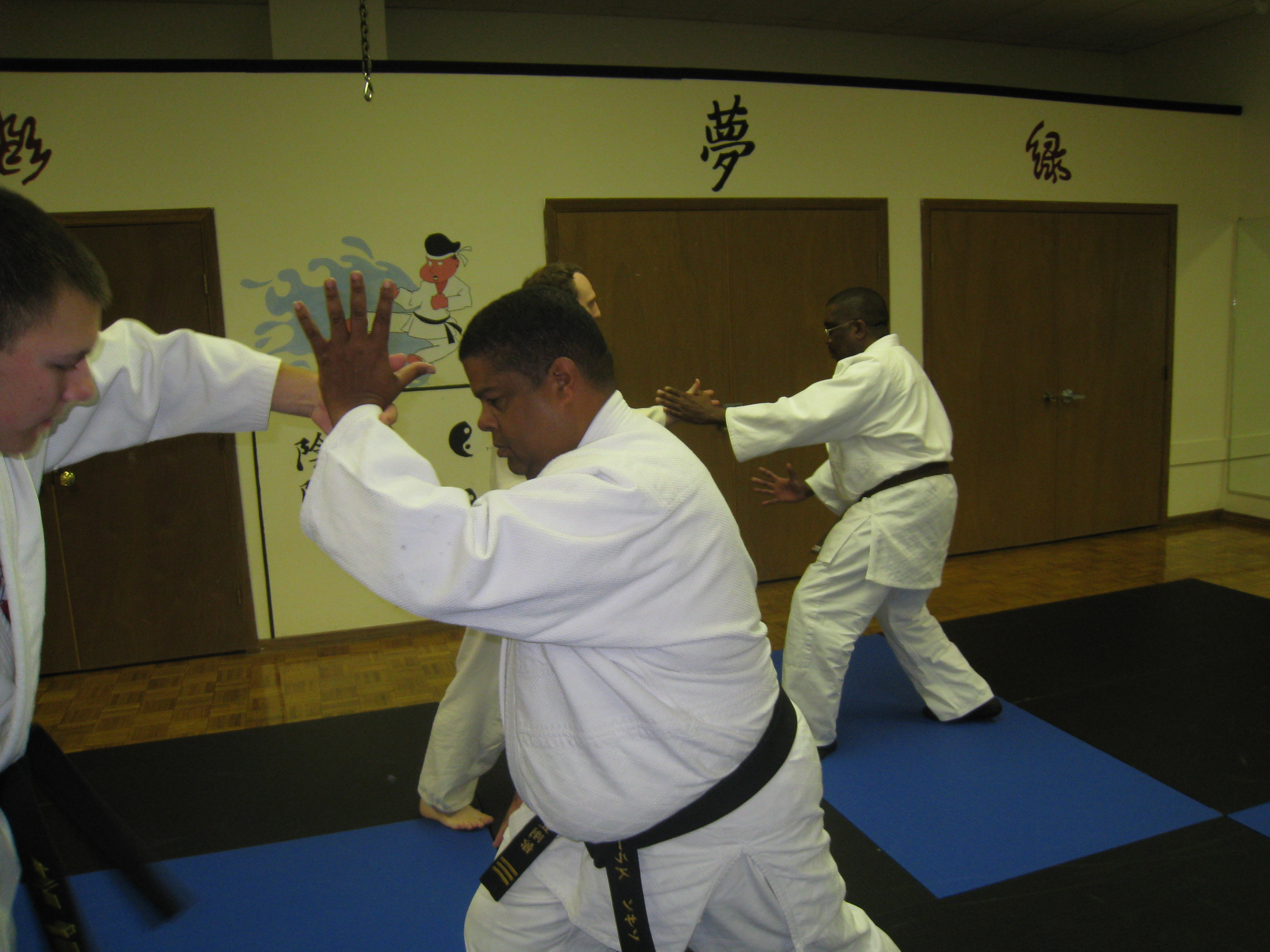 Mike Kimeda Clinic 19