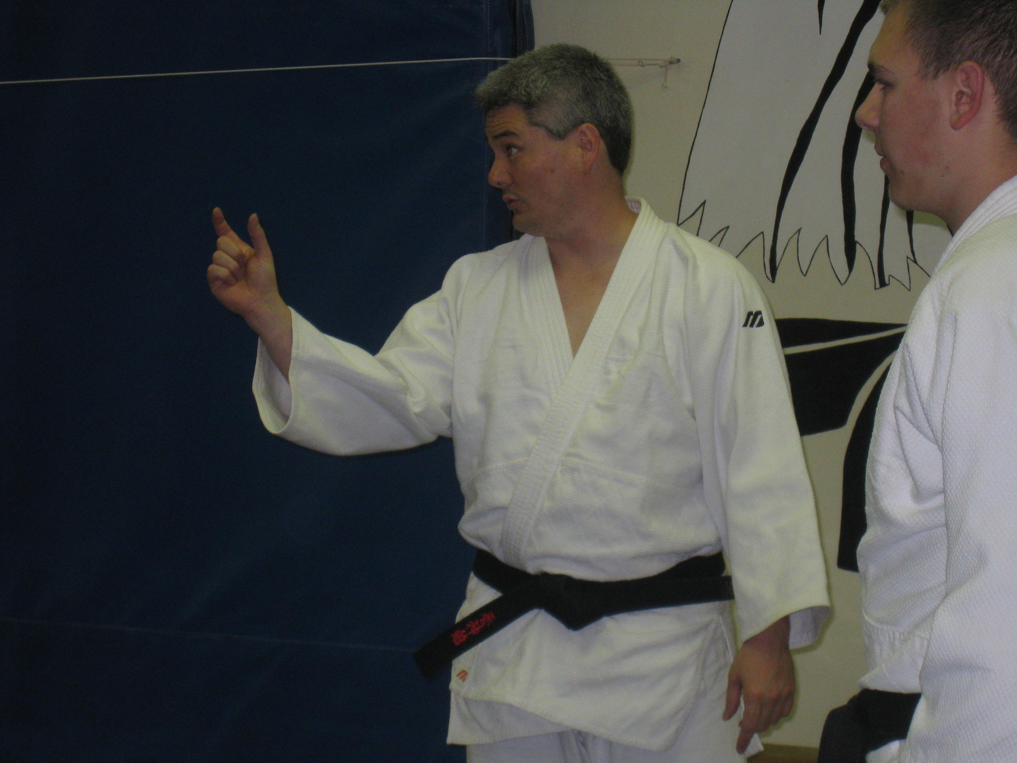 Mike Kimeda Clinic 15