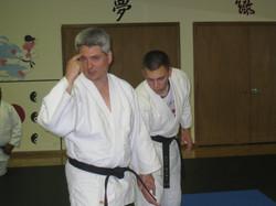 Mike Kimeda Clinic 1