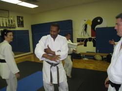 Mike Kimeda Clinic 4