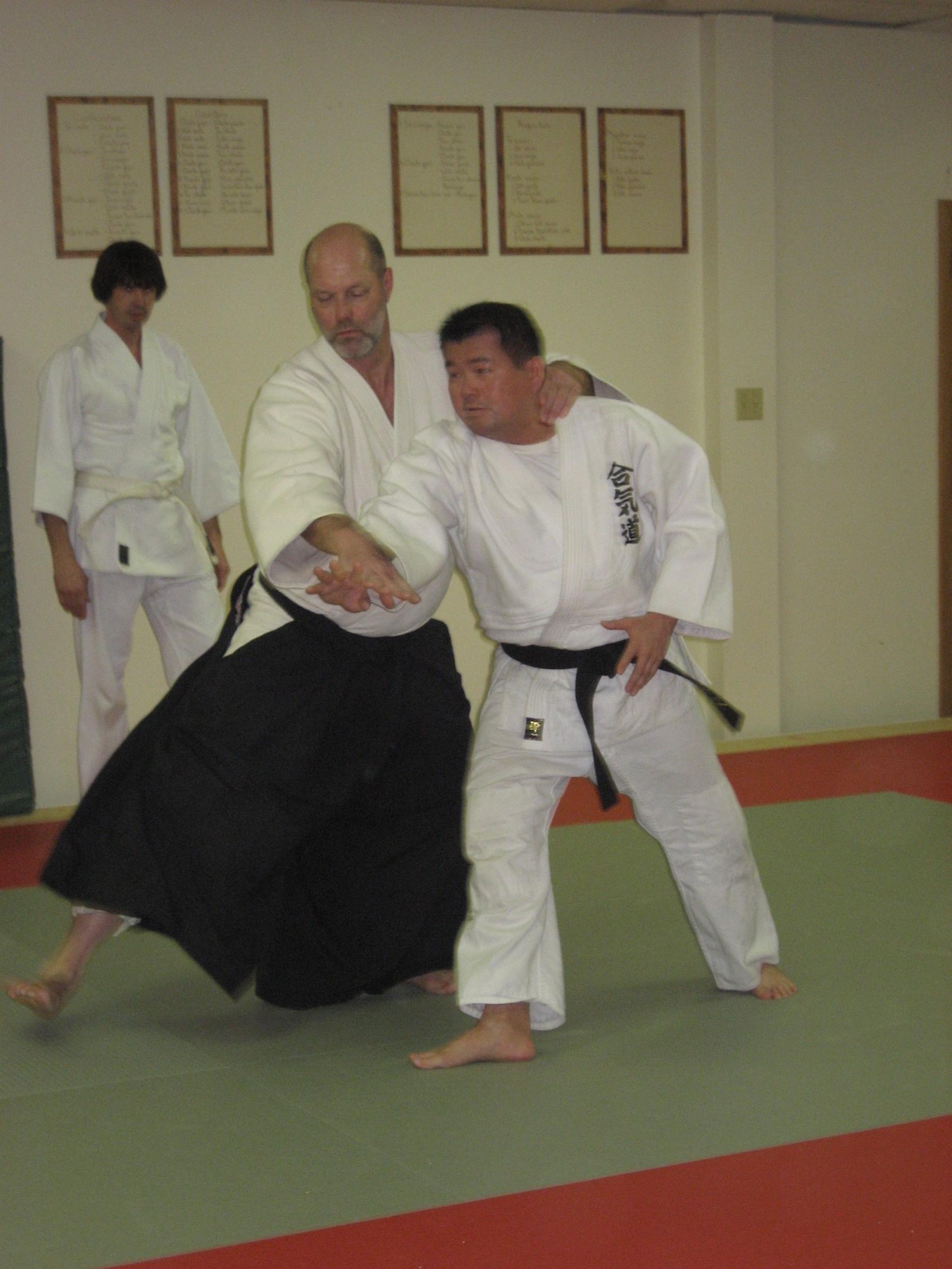 Mustard Sensei & Joe Yen
