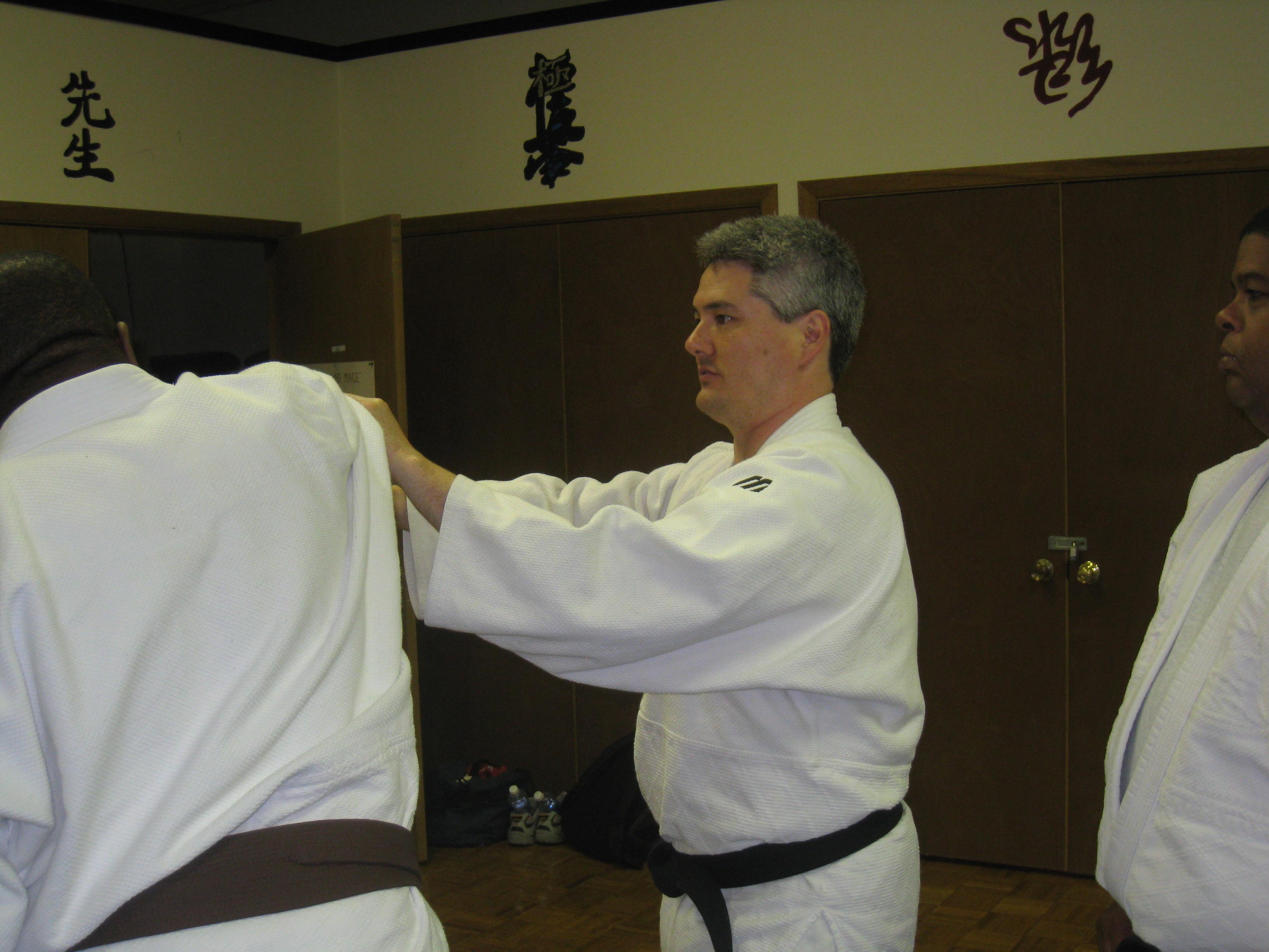 Mike Kimeda Clinic 7