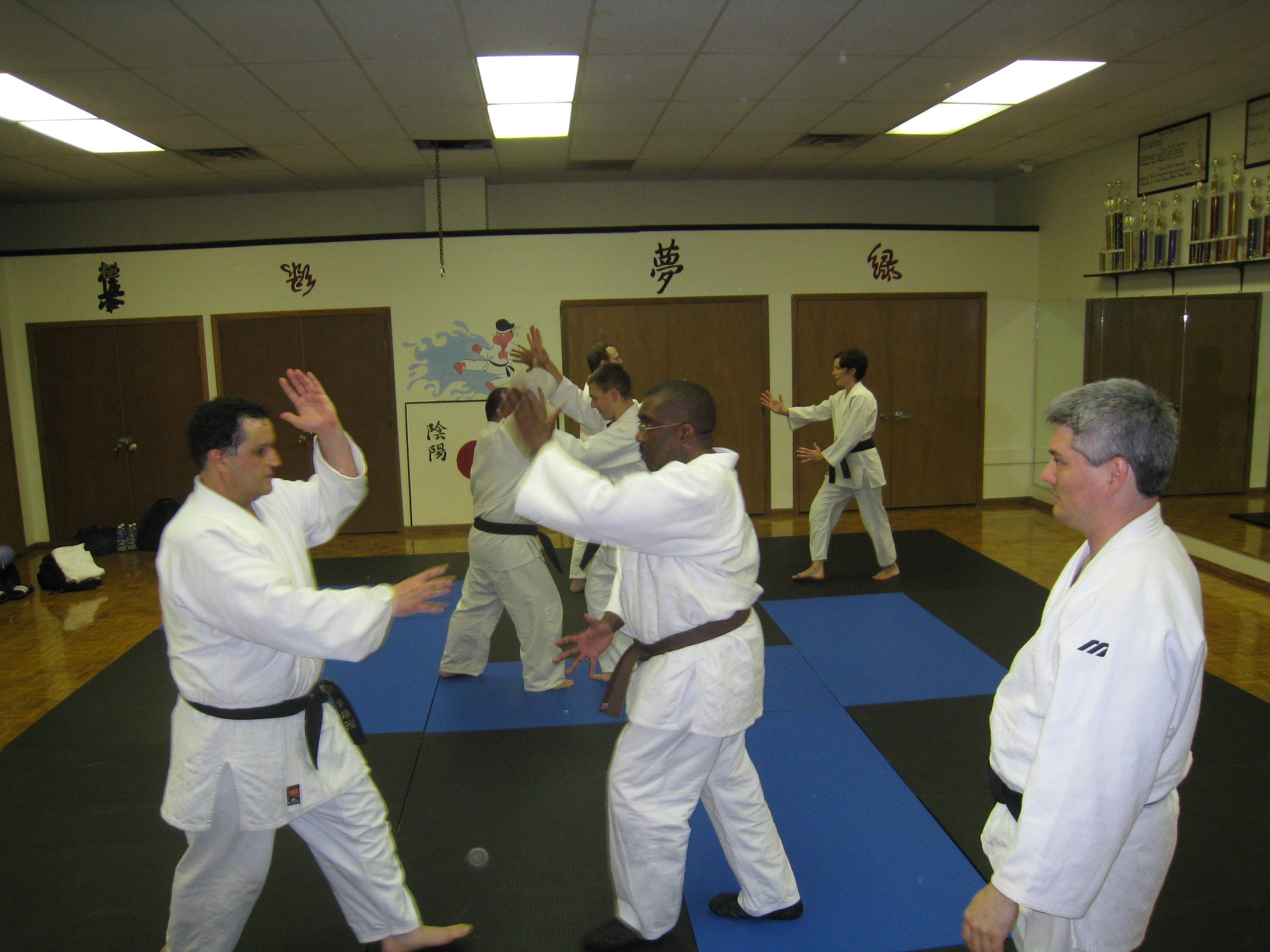 Mike Kimeda Clinic 17