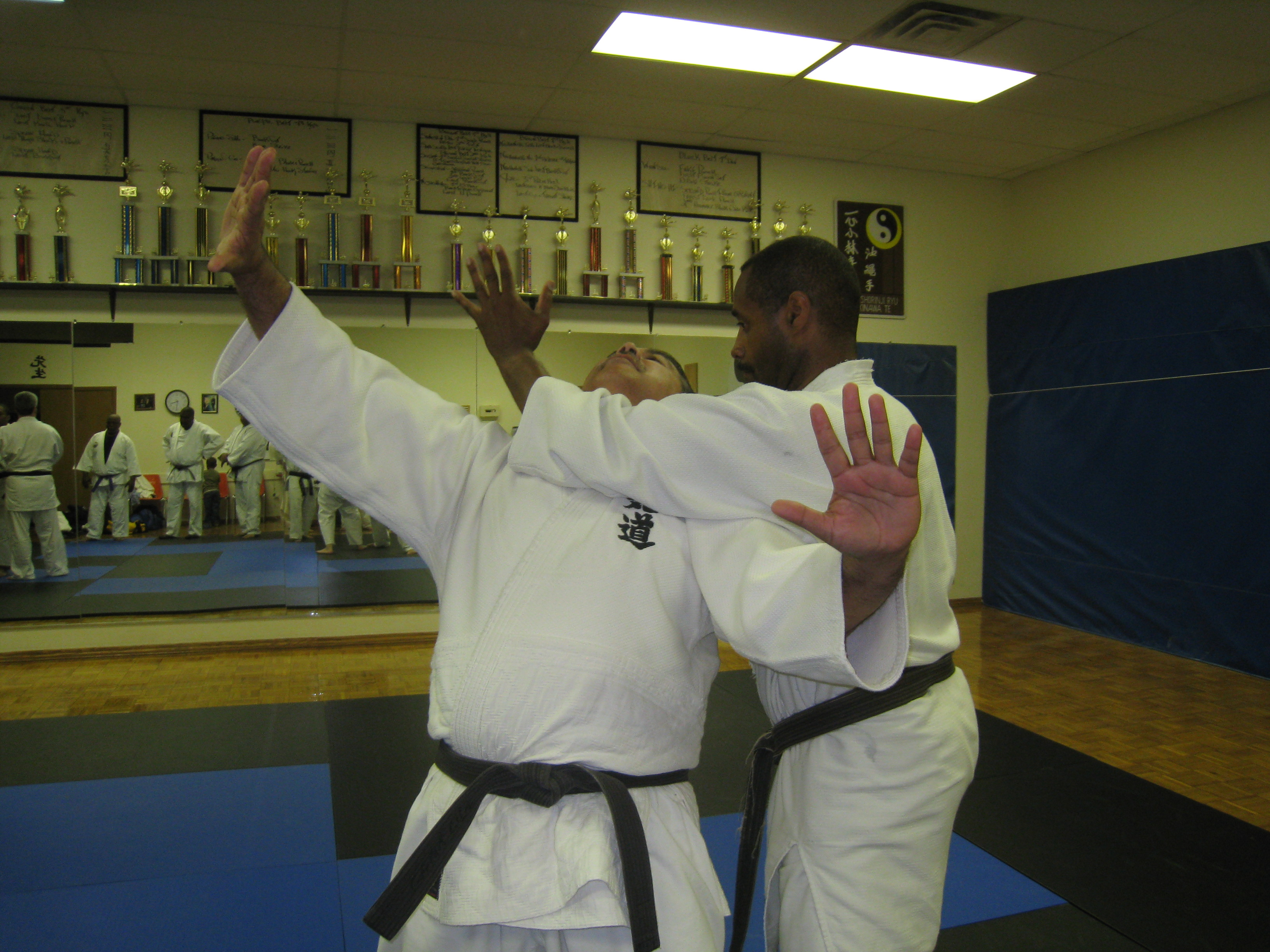 Mike Kimeda Clinic 8