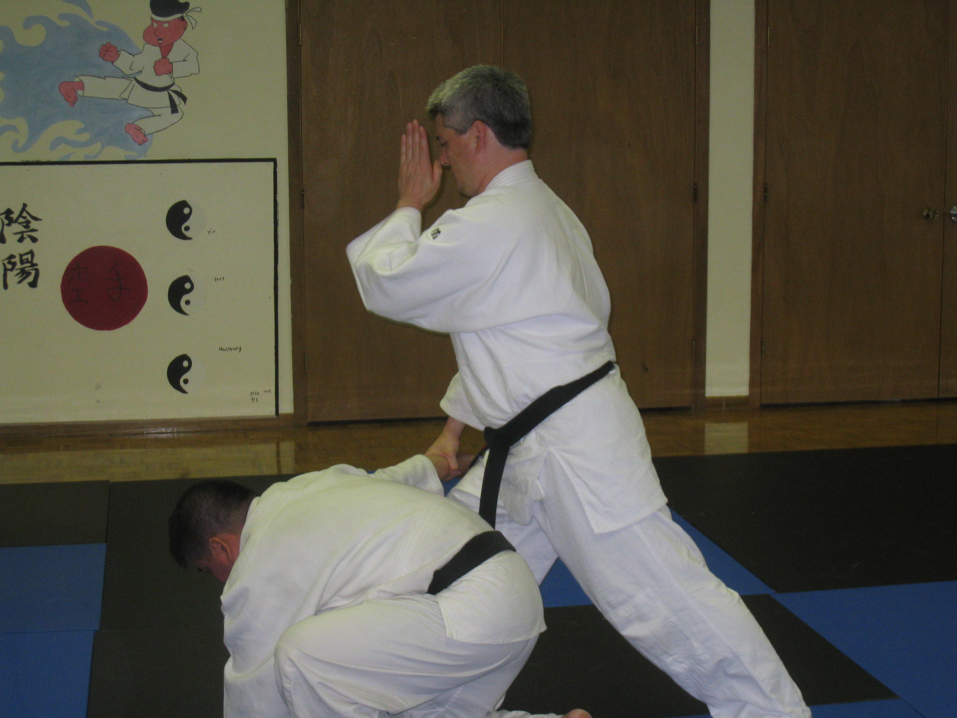 Mike Kimeda Clinic 9