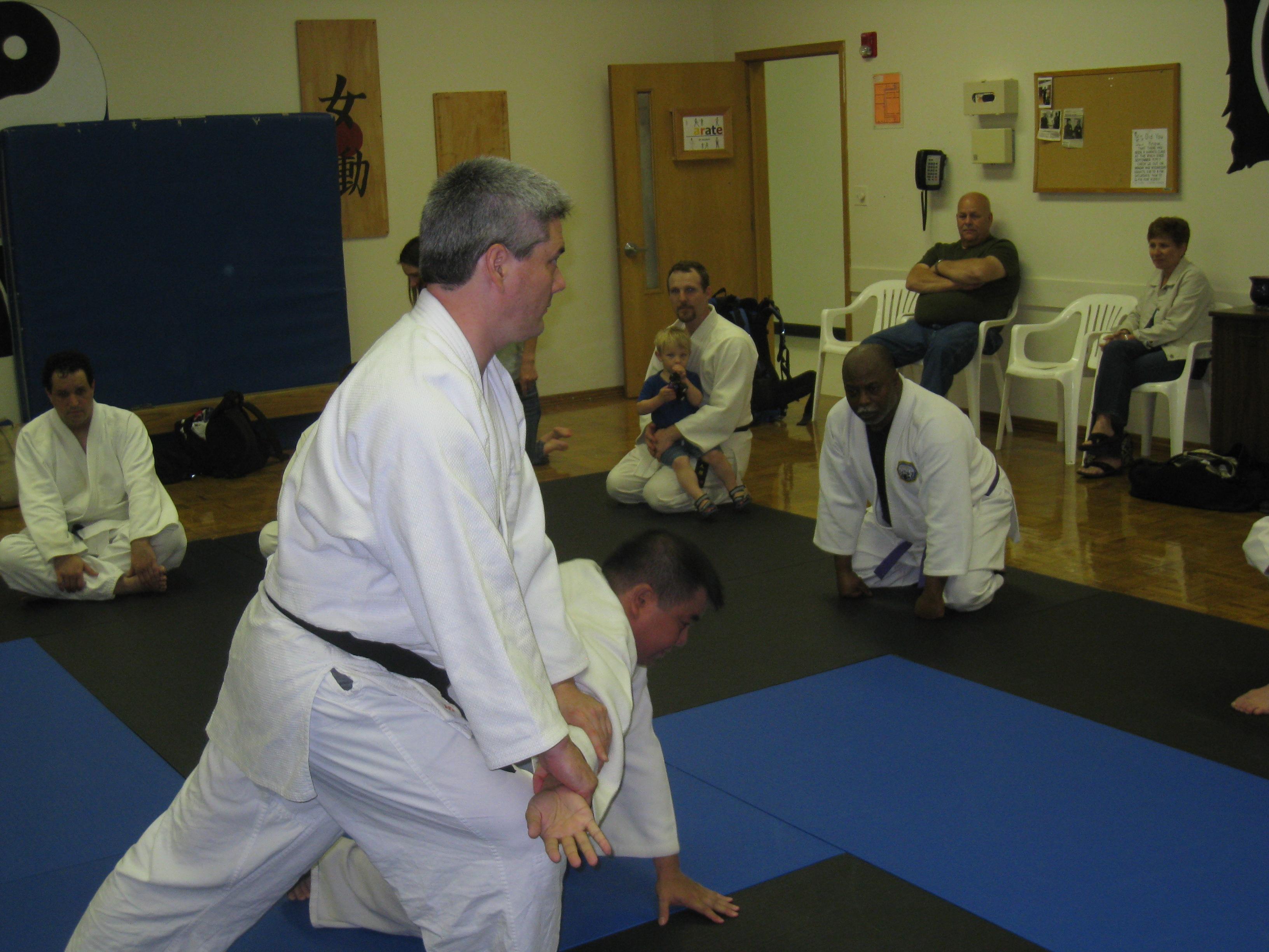 Mike Kimeda Clinic 10