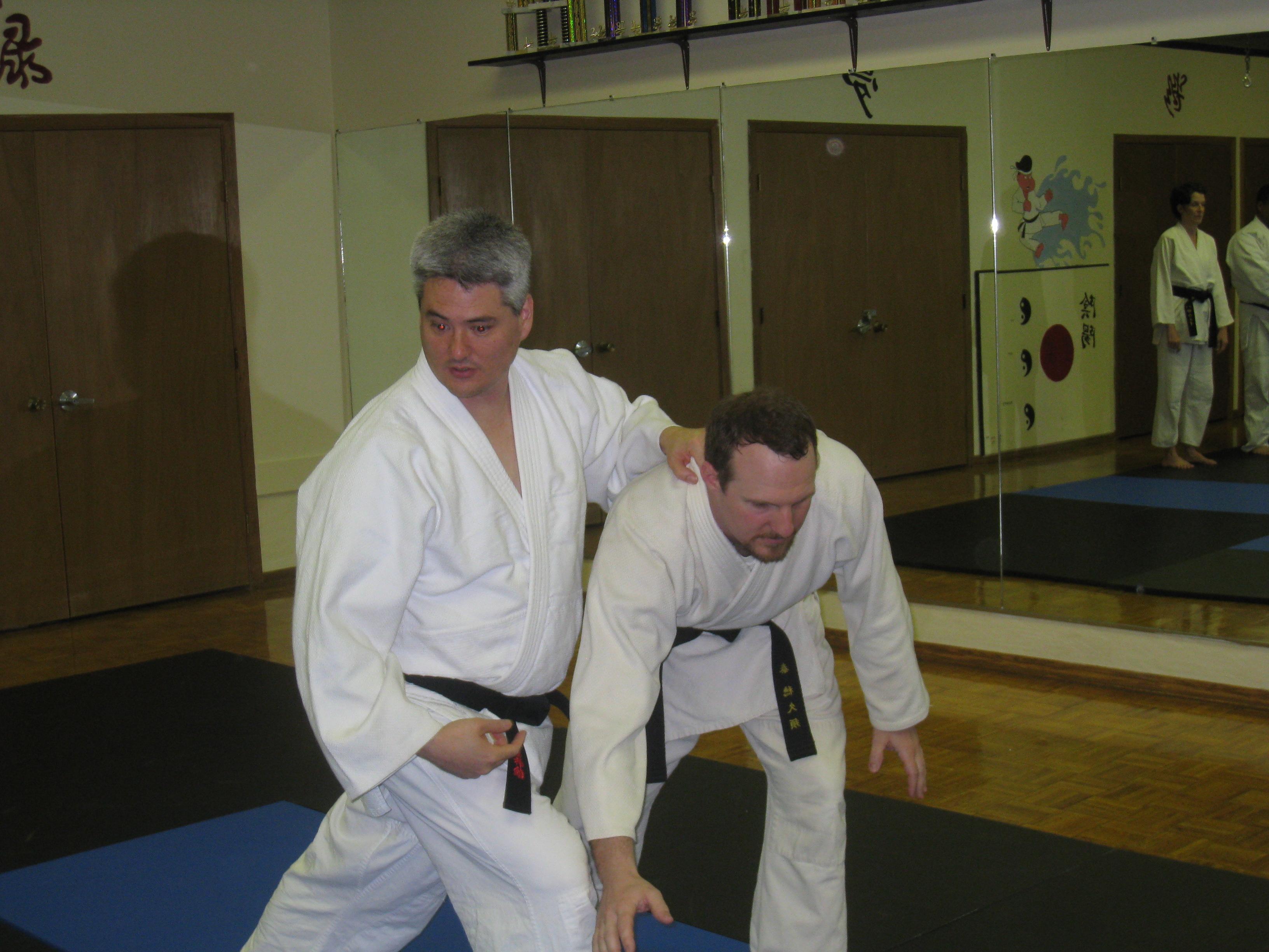 Mike Kimeda Clinic 12