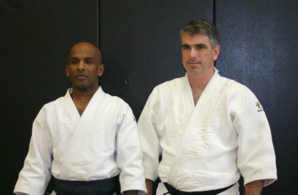 Thambu Sensei & Rob Bondy