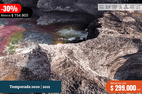 Caño Cristales | 5 días | Bogotá