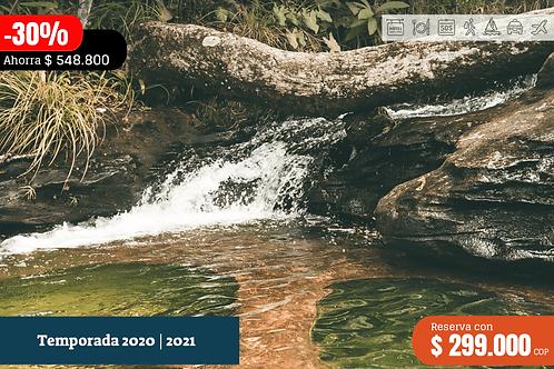 Caño Cristales | 3 días | Villavicencio