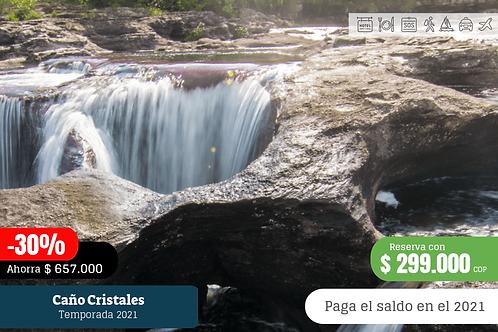 Caño Cristales / 3 días / desde Bogotá