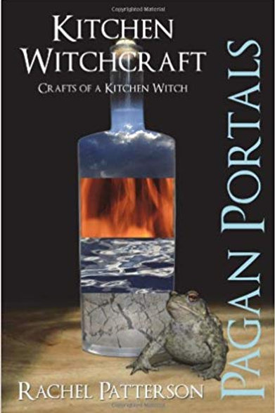 Kitchen Witchcraft: Pagan Portals (signed)