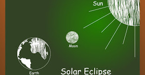 What is a Total Solar Eclipse? by Thia