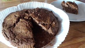 Magical (and healthy) Oat Flour Cake by Heather